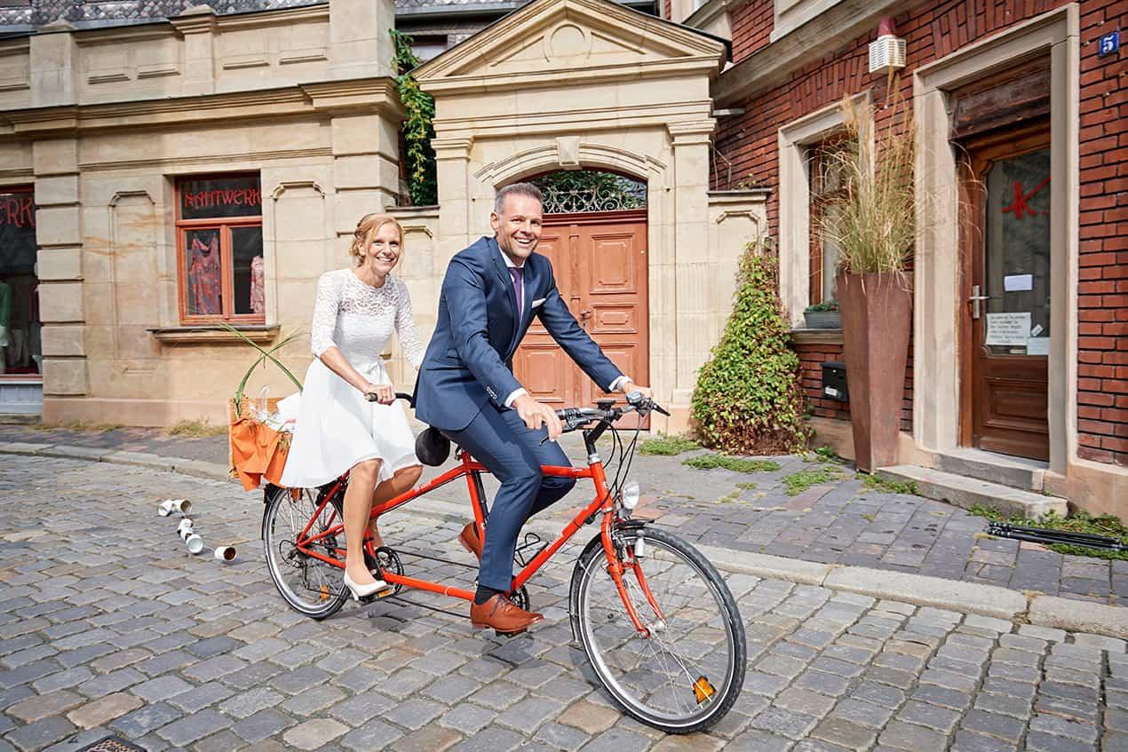 Hochzeitsfotografie Fuerth Waagplatz